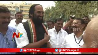 Uttam Kumar Reddy Raises Doubts on EVM and VVPAT Machines | NTV