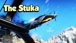 BOMBING with THE STUKA - Battlefield 5 Closed Alpha