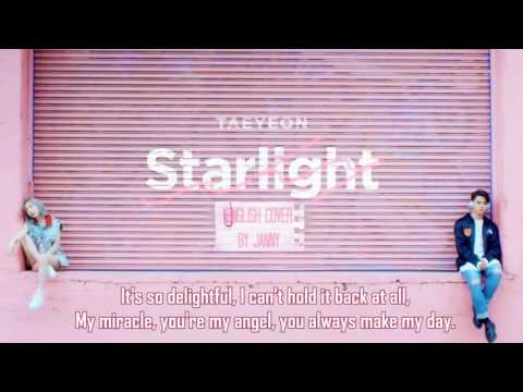 TAEYEON (태연) - Starlight (ft. DEAN) | English Cover By JANNY