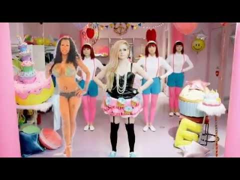 Avril Lavigne Feat Ines Brasil - Hello Pantera