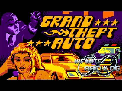 Grand Theft Auto (GBC) Review
