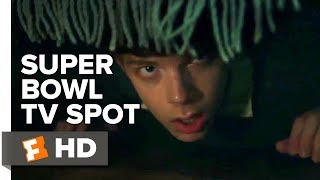 Scary Stories to Tell in the Dark Super Bowl TV Spot (2019) | 'Big Toe' | Movieclips Trailers