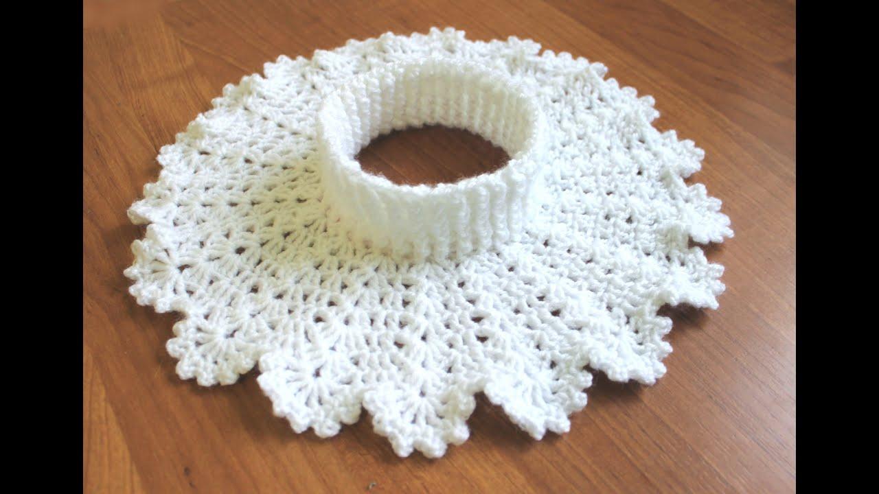 Связать шарфики для детей