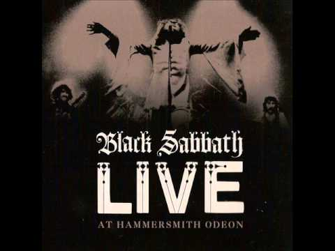 Black Sabbath - Voodoo/Children Of The Grave (Hammersmith Odeon 1981)