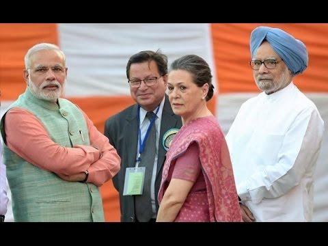 Narendra Modi Invites Sonia Gandhi & Manmohan Singh On Tea
