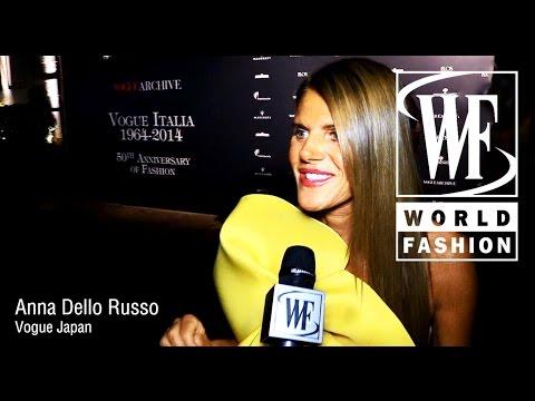 Vogue Italy 50th Anniversary
