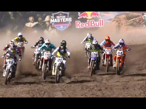 DUTCH MASTERS OF MOTOCROSS ROUND 2- HARFSEN HERLINGS/ANSTIE/PAULIN/SIMPSON