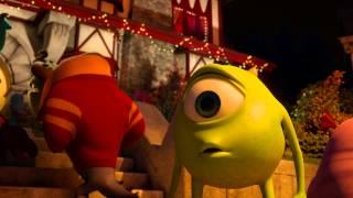Bande-annonce Monstres Academy de Disney