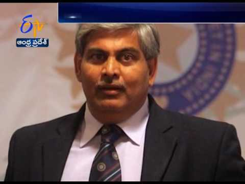 Shashank Manohar Quits as BCCI President