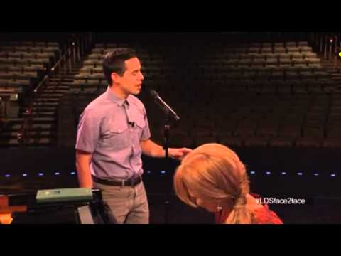 David Archuleta - If the Savior Stood Beside Me