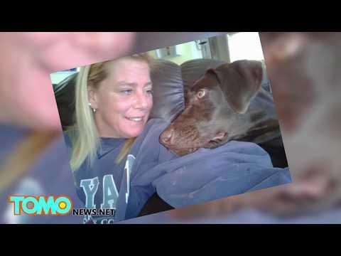 media dog doing girl