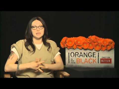 Laura Prepon's Official 'Orange is the New Black' Soundbite