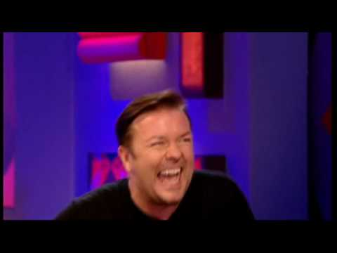 Ricky on Jonathan Ross - Sep 2009 - Part Three