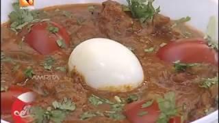"Annies Kitchen With Famous Film Actor  ""Sajan Soorya ""| Greency Garam Chicken| Fruit Cooler|"