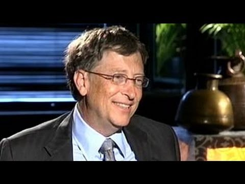What is your IQ, Sir? NDTV.com surfer asks Bill Gates