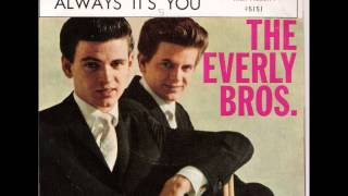 The Everly Brothers 34 All I Have To Do Is Dream 34