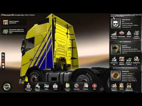 [TUTORIAL] Descarga, instala y juega Euro Truck Simulator 2 Multiplayer Pirata!!