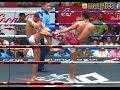 Muay Thai - Suriyanlek vs Kwandome (สุริยันต์เล็ก vs ขวัญโดม), Rajadamnern Stadium, Bangkok, 24.8.16