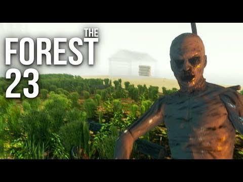 THE FOREST [HD+] #023 - Hier finden die uns NIE!! ★ Let's Play The Forest
