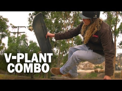 V-Plant Combo: Andy Anderson || ShortSided