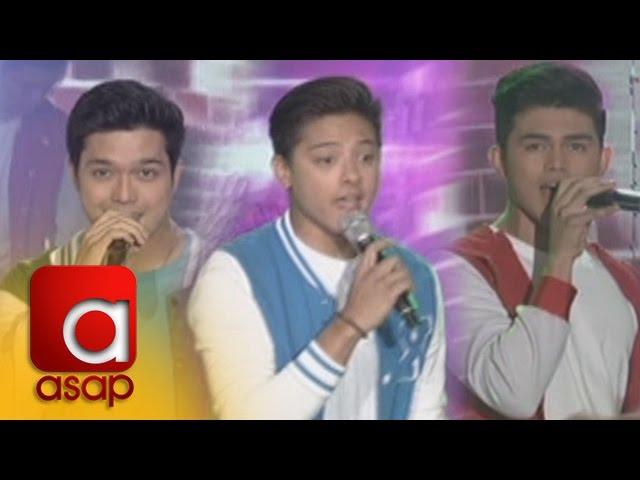 ASAP: Daniel, Elmo and Inigo sing 'What I Like About You'