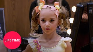 Dance Moms: Lilliana's Last-Minute Solo (Season 6 Flashback) | Lifetime