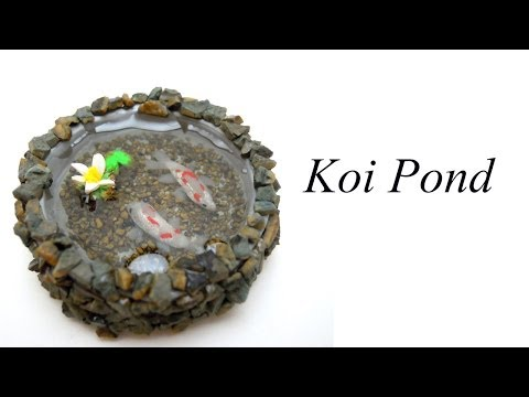 [TUTORIAL] Koi Pond