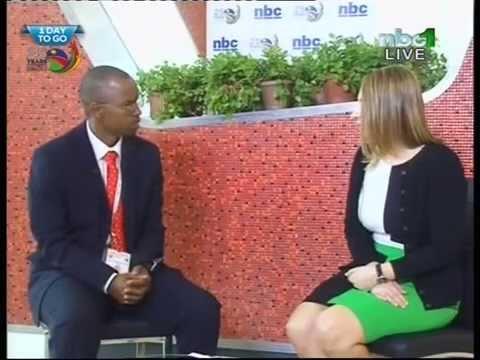 NBC NEWS - Arrival of U.S Deputy Secretary of State in Namibia