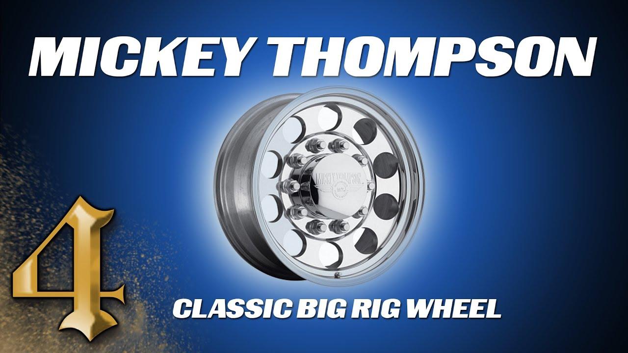 Classic Big Rig Wheels Classic Big Rig Wheel