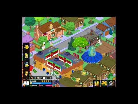 Simpsons Springfield App V4.5.0 - Donut Hack