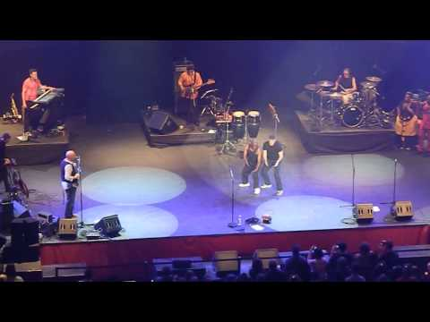 Warrior Dance - Juluka Savuka - Johnny Clegg @ Royal Albert Hall