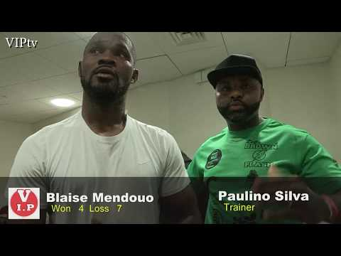 Blaise Mendouo gives Cruiserweight prospect Jack Massey a good fight