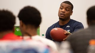 Dion Jordan: Overcoming Adversity & A Bond With Special Olympics