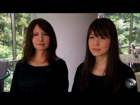 Human Meets Humanoid | World's Strangest