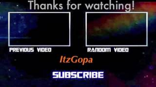 Epic New Outro • ItzGopa
