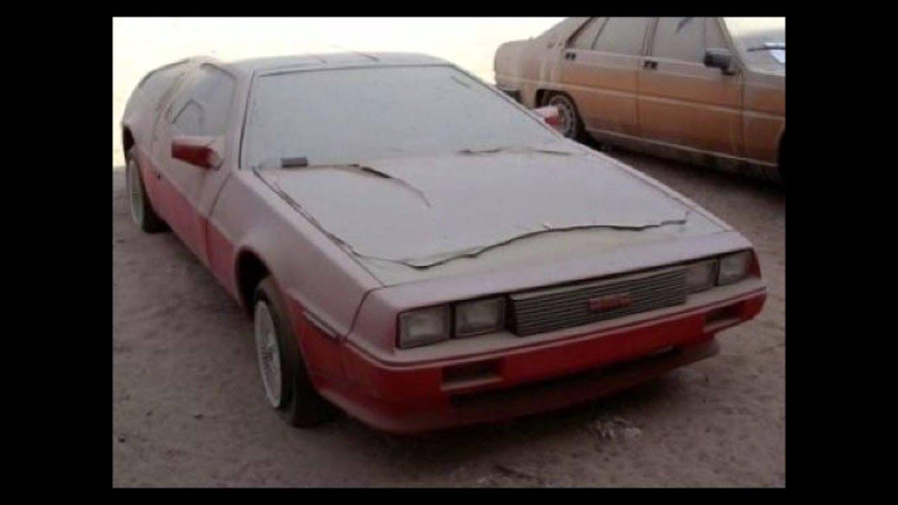Abandoned Cars In Dubai Youtube