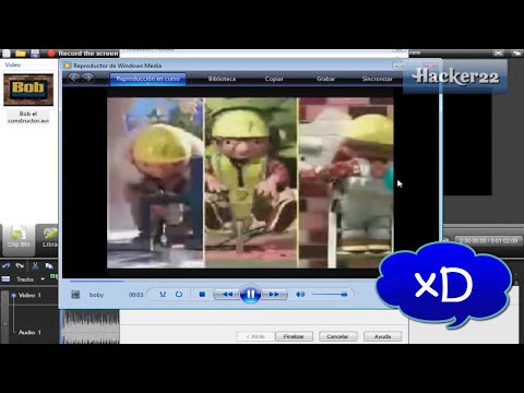 Como Acelerar o Disminuir Velocidad de un Video con Camtasia Studio