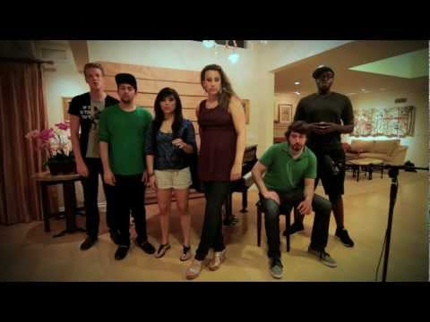 When Love Takes Over - Pentatonix Feat. Natalie Weiss (David Guetta Feat. Kelly Rowland Cover)
