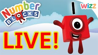 NUMBERBLOCKS - LEARN TO COUNT LIVE!