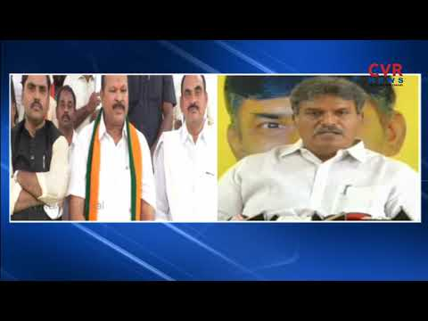 MP Kesineni Nani Sensational Comments On BJP l CVR NEWS