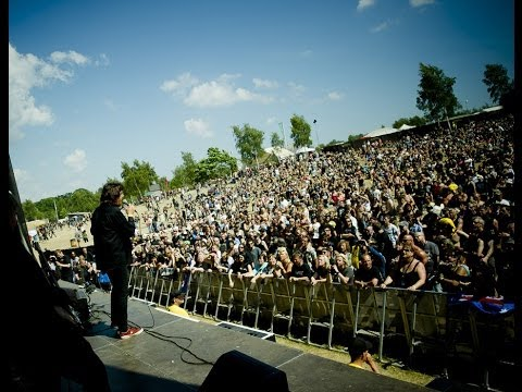 Jon English & Spearfish - Six Ribbons. Live at Sweden Rock Festival in June 2013