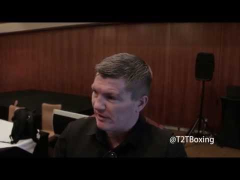 Ricky Hatton On Mundine Rabchenko, His Stable of Fighters & Australian Boxing