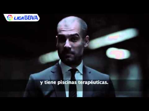 !!NEW!!  Nike- Guardiola La Masa (Comercial 2012)
