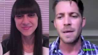Once Upon A Time's Sean Maguire Interview with Wzra Tv