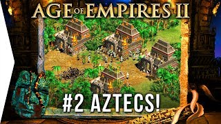 It's treason then! - Age of Empires 2 HD ► #2 The Triple Alliance - [Aztec Campaign Gameplay]