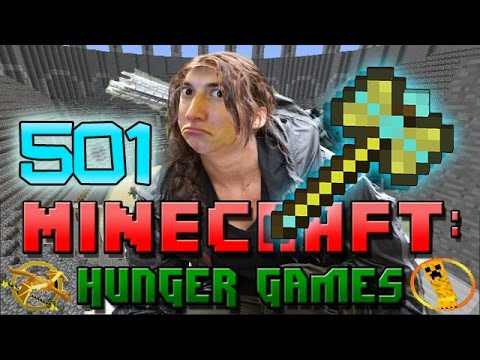 Minecraft: Hunger Games w/Mitch! Game 501 - EPISODE 500 AIRS CHRISTMAS!