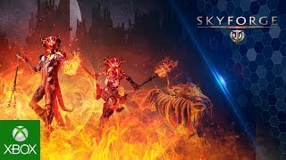Skyforge – Ignition Release Trailer | XBOX
