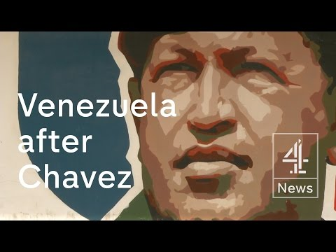 Venezuela after Hugo Chavez: empty shelves and smugglers