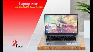Laptop Asus X505ZA-EJ493T Ryzen 3-2200U- Pico.vn