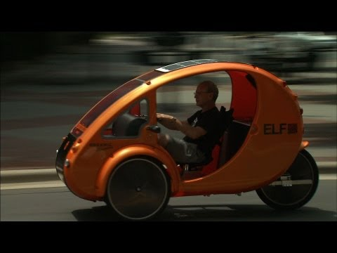 NC Now | Organic Transit ELFs | UNC-TV